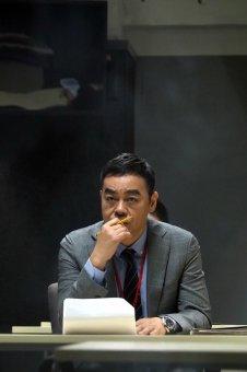 廉政風雲 煙幕劇照