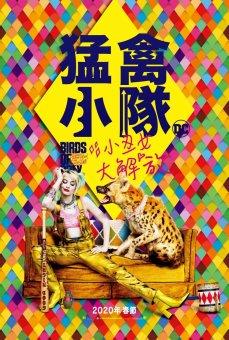 猛禽小隊:小丑女大解放劇照