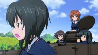 少女與戰車最終章:第一話劇照