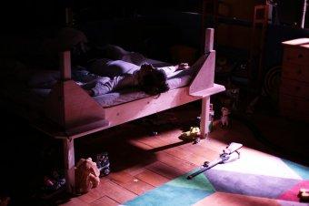 媽咪,床底有怪物!劇照