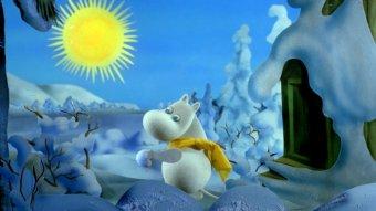 嚕嚕米冬日樂園劇照