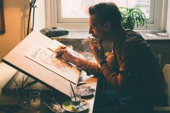 芬蘭湯姆劇照
