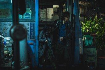 屍速列車:感染半島劇照