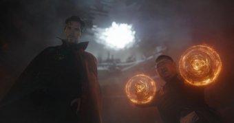 復仇者聯盟:無限之戰劇照