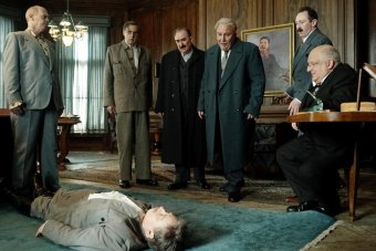 史達林死了沒?劇照