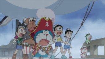 電影哆啦A夢:大雄的金銀島劇照