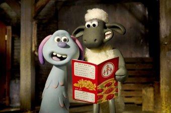 笑笑羊大電影:外星人來了劇照