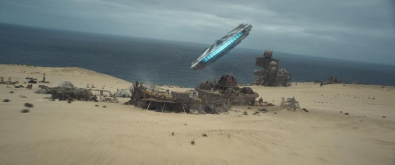 星際大戰外傳:韓索羅劇照