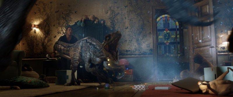 侏羅紀世界:殞落國度劇照