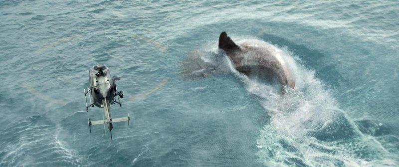 巨齒鯊劇照