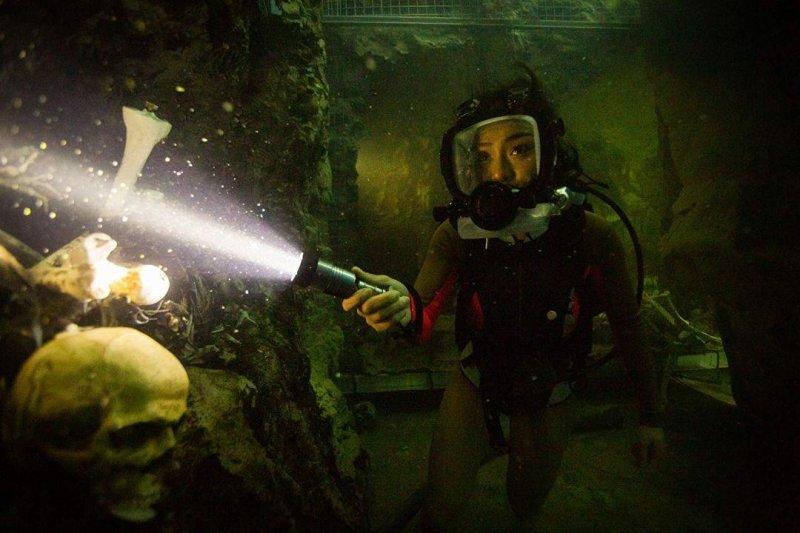 絕鯊47:猛鯊出籠劇照