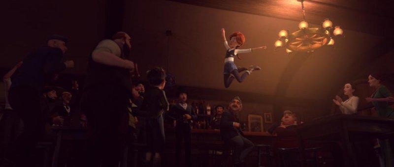 芭蕾奇緣劇照