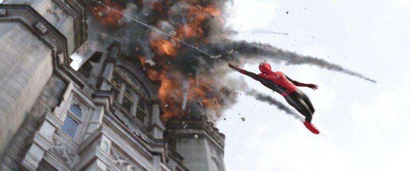蜘蛛人:離家日劇照
