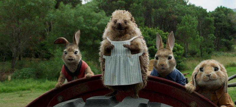 比得兔劇照