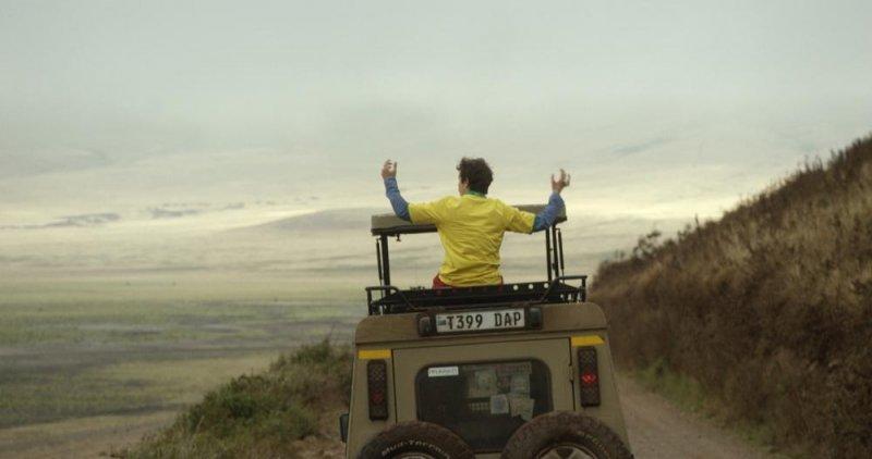 加百列的東非七十天劇照