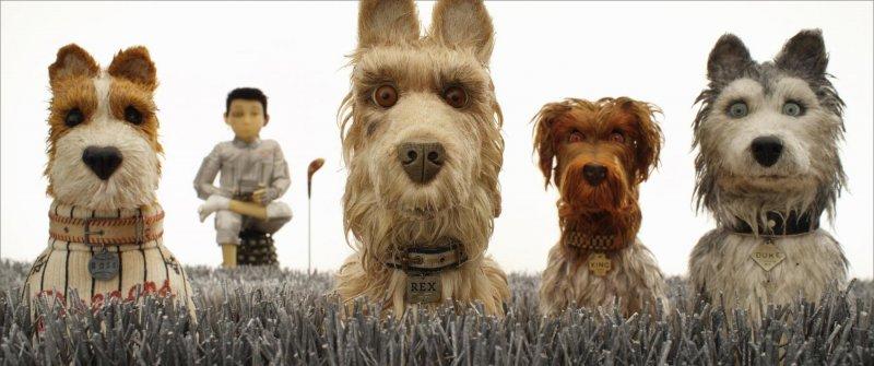犬之島劇照