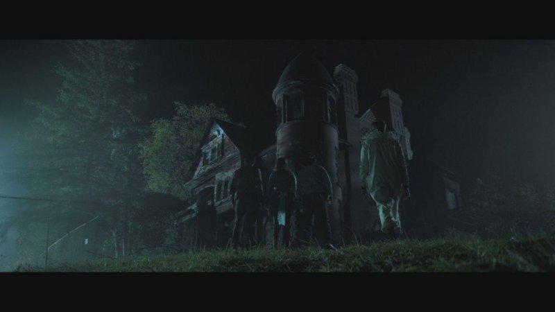 在黑暗中說的鬼故事劇照
