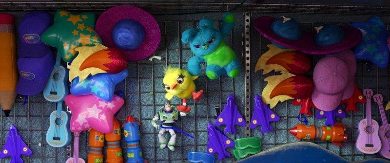 玩具總動員4劇照