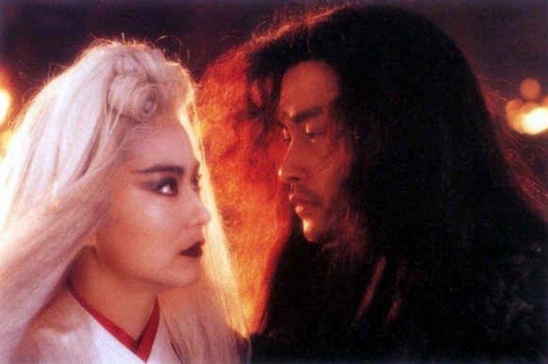 白髮魔女傳劇照