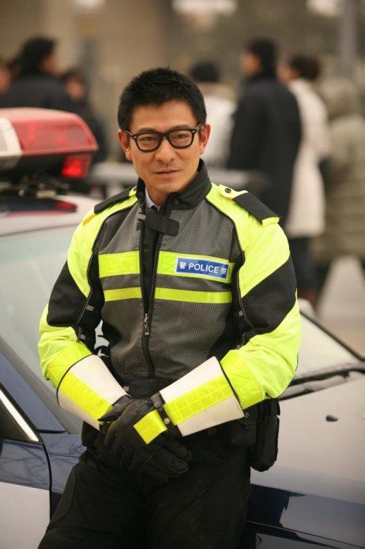 未來警察劇照