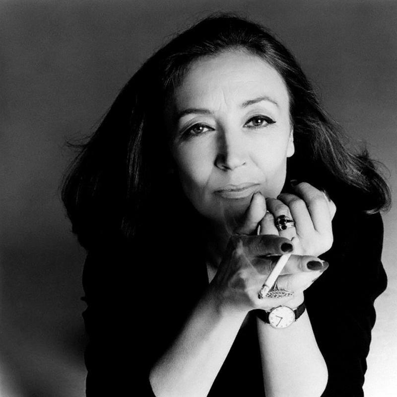 繁華世紀:第一女記者法拉奇劇照