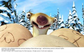 冰原歷險記3:恐龍現身劇照