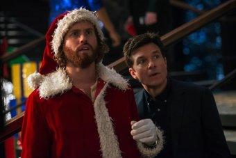 聖誕搞轟趴劇照