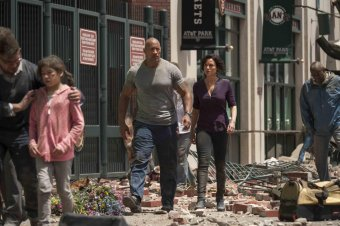 加州大地震劇照