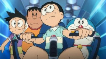 哆啦A夢:新大雄與鐵人兵團劇照