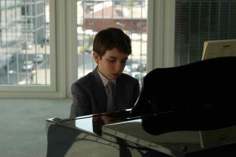 想飛的鋼琴少年劇照