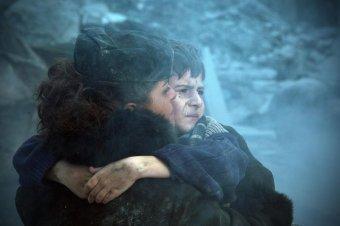 亞美尼亞大地震劇照