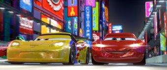 Cars 2:世界大賽劇照
