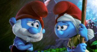 藍色小精靈:失落的藍藍村劇照