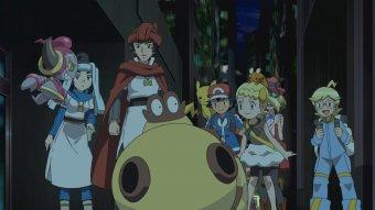 神奇寶貝電影第18部【Pokemon the movie XY 光環之超魔神 胡帕】劇照
