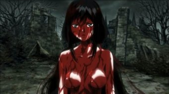 劇場版Blood-C血戰The Last Dark劇照