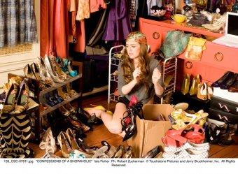 購物狂的異想世界劇照
