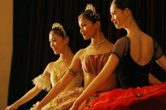 芭蕾少女劇照
