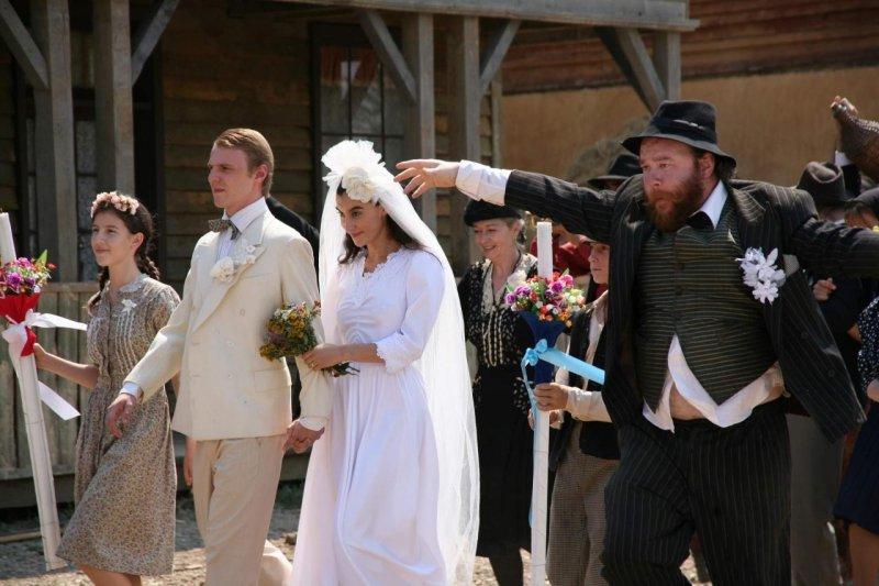 無聲婚禮劇照