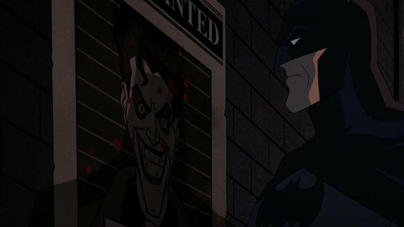 蝙蝠俠:致命玩笑劇照