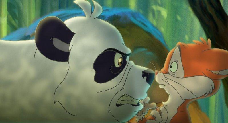 熊貓總動員劇照