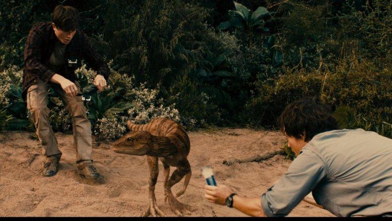 恐龍計劃劇照