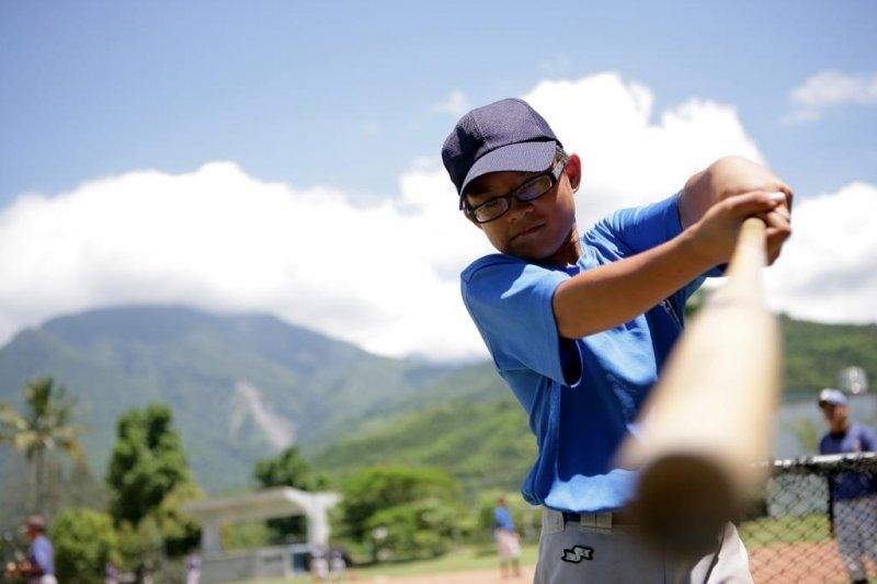 野球孩子劇照
