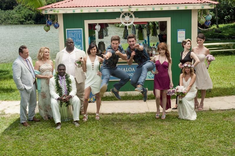 婚禮玩很大劇照