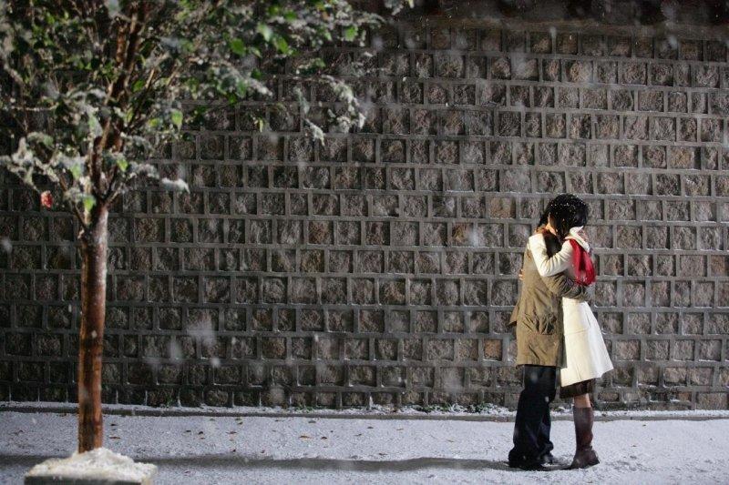 初雪之戀劇照