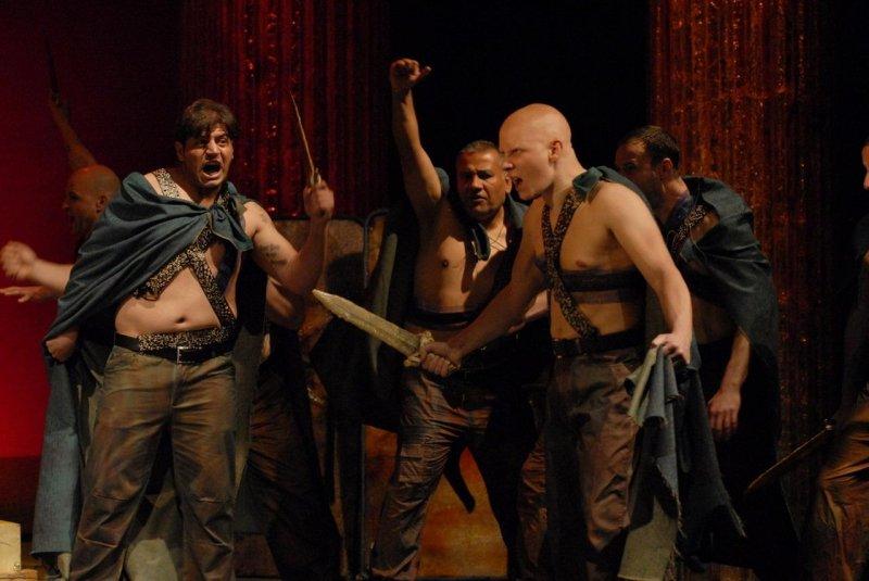 凱撒必須死:舞台重生劇照