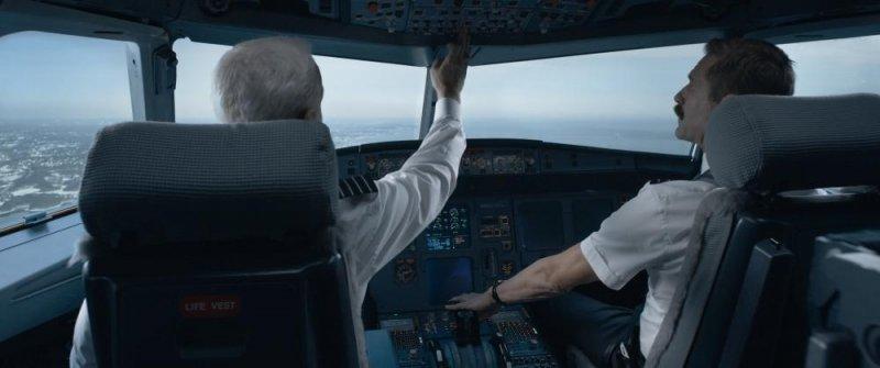 薩利機長:哈德遜奇蹟劇照