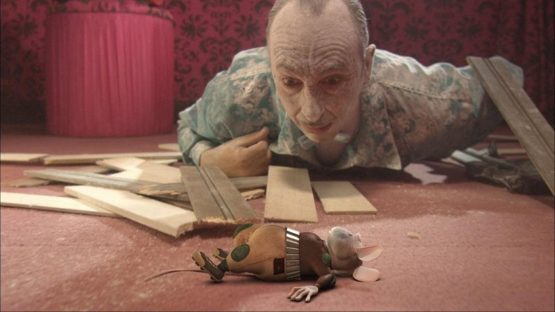 霸王鼠2劇照