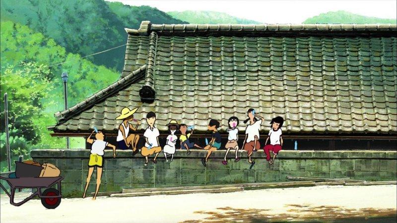 彩虹螢火蟲:永遠的暑假劇照