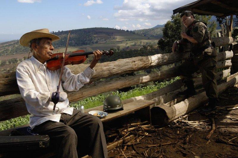 小提琴革命曲劇照