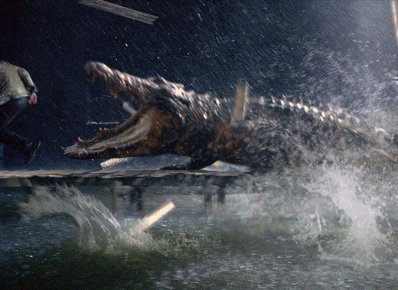 萬鱷巨獸劇照